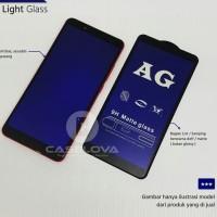 ANTI GORES Redmi note 5 BLUE LIGHT MATTE TEMPERED GLASS 5D AG
