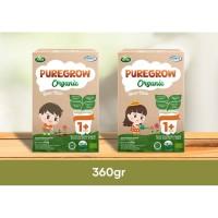 Arla Puregrow Organic Plain 360 gr Susu Formula Organik 1-3 Tahun