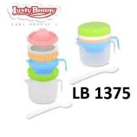 LUSTY BUNNY BABY FOOD MAKER PERASAN JERUK SET LB 1375- BELLA SHOP
