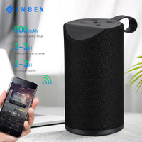 INBEX Speaker Bluetooth Wireless Silinder Waterproof Loud Sound