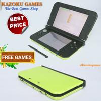 NINTENDO NEW XL LL 3DS NEW XL LL CFW FREE GAMES ( 4GB - 32 GB) - Empat GB