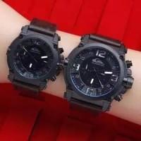 Jam Tangan Quicksilver Couple Jam Pasangan Expedition Rolex Gc
