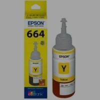 TINTA EPSON 664 YELLOW ORIGINAL