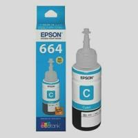 TINTA EPSON 664 CYAN ORIGINAL