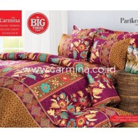 bad cover +sprei batik carmina 160x200