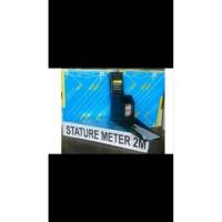 Stature Meter 2m. StatureMeter 2 m. Statur StaturMeter. Meteran Badan.