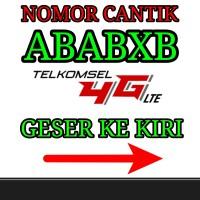 Nomor cantik Telkomsel (Simpati, Loop, As) Seri: ABABXB