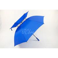 Payung Golf JUMBO Polos SKY Otomatis 2 Susun / Tingkat BERKUALITAS