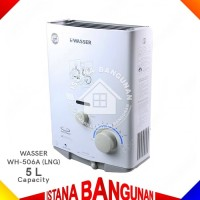 Wasser WH-506A (LNG) WATER HEATER GAS ALAM