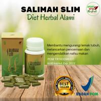 OBAT PELANGSING HERBAL /SR12 SALIMAH SLIM / OBAT DIET / BPOM