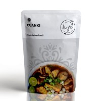 Cuanki Spesial Instant k.y.l Kylafood Jajanan Snack Kekinian Bandung