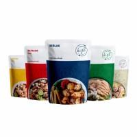 Paket Komplit k.y.l Kylafood Jajanan Snack Kekinian Bandung