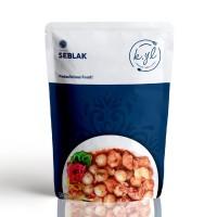 Seblak Instant Original k.y.l Kylafood Jajanan Snack Kekinian Bandung