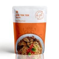Mie Tek Tek Spesial Instant k.y.l Kylafood Jajanan Snack Kekinian Band