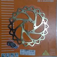 ROTOR DISC BRAKE ALLIGATOR 160 GOLD 6B Cn70 Bargus
