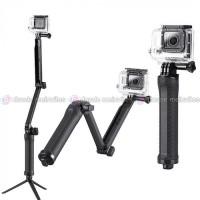 Tongsis 3 Way Grip Arm tripod for SJCAM/ Brica/ GoPro - Go Pro Hero