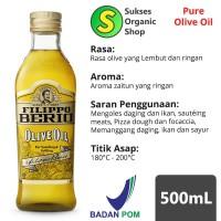 Filippo Berio Pure Olive Oil 500ml/Minyak Zaitun Murni Filipo Berio