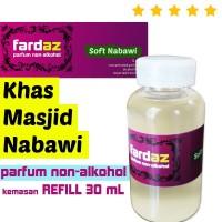 Parfum Fardaz - Wangi Masjid NABAWI - Kemasan REFILL 30 mL
