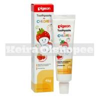 Pigeon Children Toothpaste Strawberry 45 gram