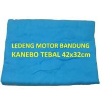 Kanebo Tebal Serat Lap Chamois Serba Guna Motor Mobil Dapur Cuci Air