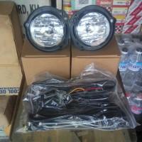 Fog Lamp Lampu Kabut Bemper Avanza Xenia Tahun 2012-2015 Veloz 2012