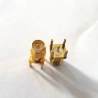 PCB Mount RF Connector to RP SMA Female Connector