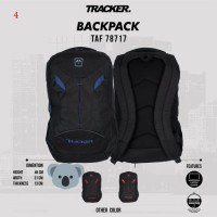 Ransel Tracker Taf 78717 Backpack - Free Rain Cover Original