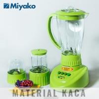 Miyako Blender Kaca / Gelas 3in1 BL-152 GF Pelumat PROMO MURAH GARANSI