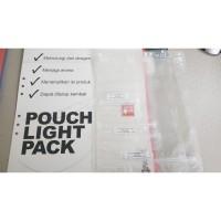 TERMURAH - K PACK STANDING POUCH LIGHT PACK 9-15 Z (1 PAK 100PCS)