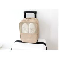 PANACHE Waterproof Multilayer Travel shoe Bag Tas Sepatu Tas Olahraga