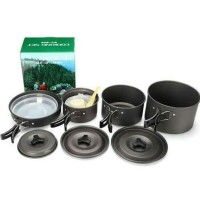 Cooking Set SY 500 Alat Masak Camping Outdoor
