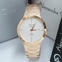 PROMO Jam tangan wanita alexander cristie original ac8568 rosegold