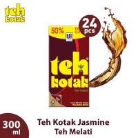 Teh Kotak Ultra Extra field 50% 300ml (1 karton isi 24 pcs)