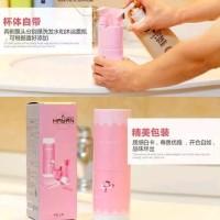 Portable Toiletries Cup Travel Kit Botol Sabun Shampo Sikat Gigi