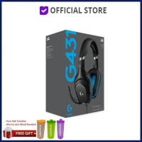 Logitech G431 7.1 Surround Sound Gaming Headset with DTS Headphone