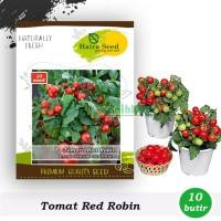Benih-Bibit Tomat Cherry Red Robin (Haira Seed)