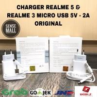 CHARGER REALME 3 / REALME 5 MICRO USB 2A AK933YH ORIGINAL