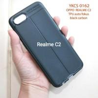Case Autofokus Opo Oppo Realme C2 - Softcase Auto fokus Kulit Jeruk