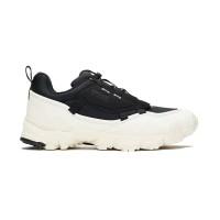 Sepatu Sneakers Pria Puma Trailfox Overland Black White - 369824-01