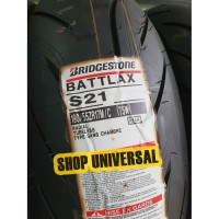 Ban Motor Bridgestone Battlax S21 190/55-17 ZR