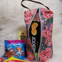 Goodie Bag Flowers Souvenir Cantik Murah Tempat Snack Ulang Tahun