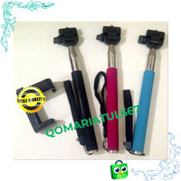 QR Tongsis Monopod With Holder L JUMBO for Smart Phone and Camera Dig