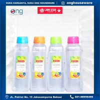 Botol Air Minum Plastik BPA FREE Cool Bottle 2 Liter Lion Star F1 F 1
