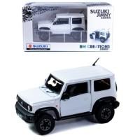 BM Creations 1/64 Suzuki Jimny Sierra Superior White