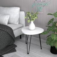 Meja minimalis meja taman meja kursi meja soffa - Piku 01 side table
