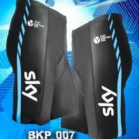 Celana Sepeda Ketat Padding Sky BKP-007