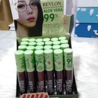 Liptin revlon good at playing lip aloe vera 99% 6020