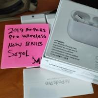 Original Apple Airpods Pro 2019 BNIB Segel