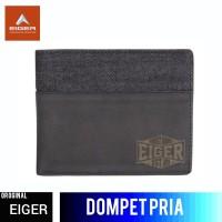DOMPET EIGER ONYX LANDSCAPE 1.1 WALLET - BLACK