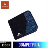 DOMPET EIGER ALTINGIA EXCELSA WALLET - BLACK
